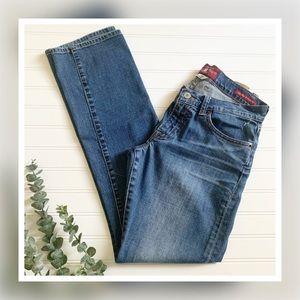 Lucky Brand Sienna Tomboy Straight Jeans 4/27